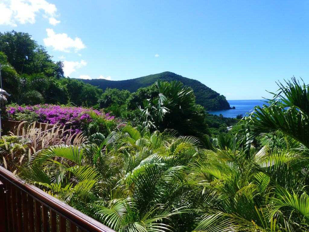 Gîte Rocher Caraïbe